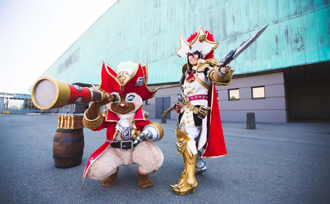 Monster hunter 4 Legendary J Anchor 1 by Shoko-Cosplay