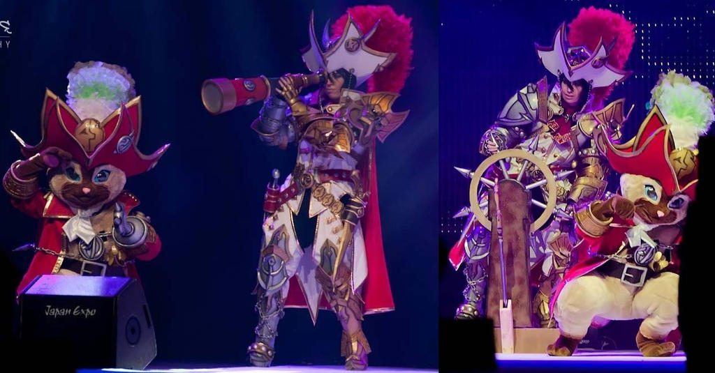 ECG  stage 2013. by Shoko-Cosplay