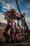 Worgen  World of Warcraft.