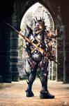 Cecil Harvey   Dark knight.