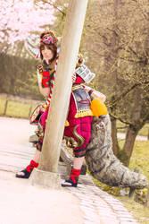 Spirit Fox by Shoko-Cosplay