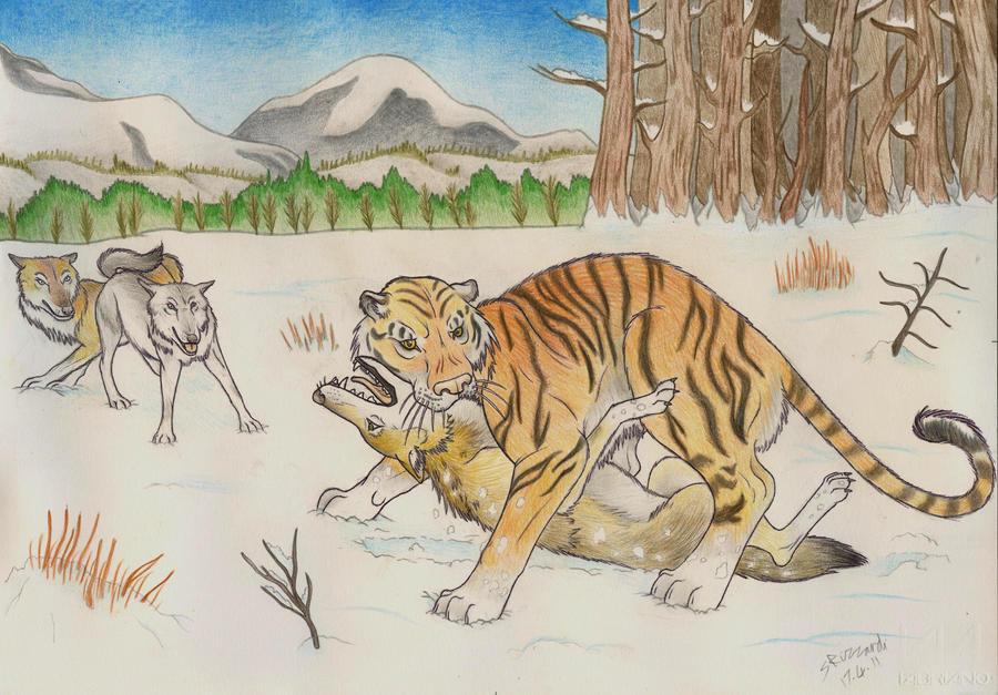 The return of Tsar Amba by Dark-Hyena