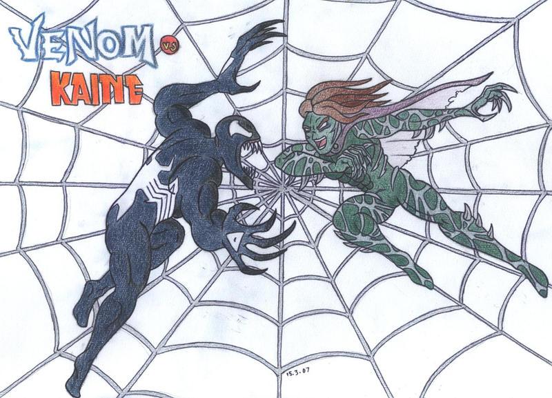Venom vs Kain version 2 by Dark-Hyena on DeviantArt