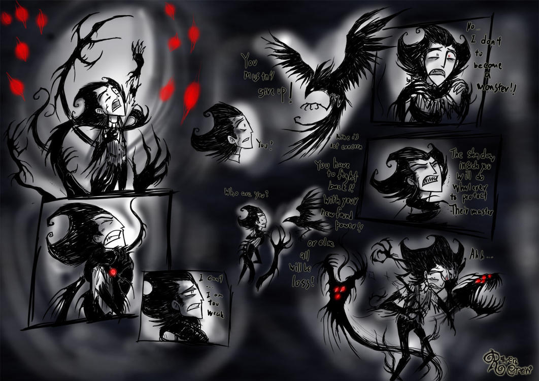 The Insanely Twisted Shadow World part43 by RavenBlackCrow