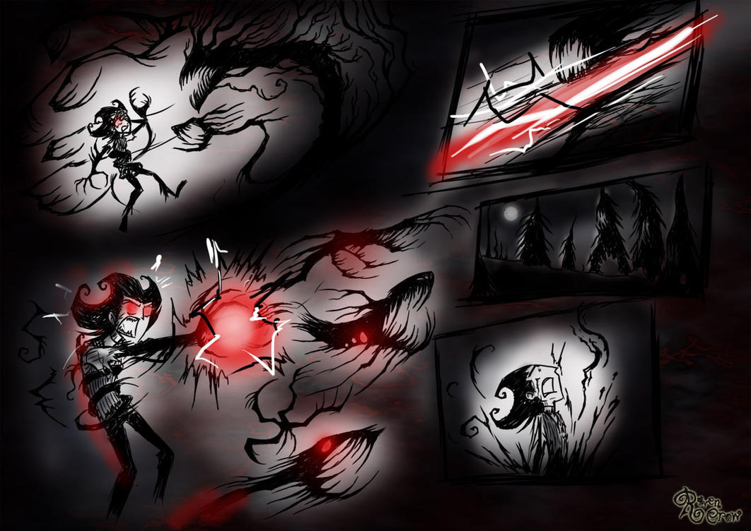 The Insanely Twisted Shadow World part44 by RavenBlackCrow