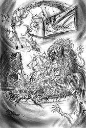 Evil Eye Returns part41 by RavenBlackCrow