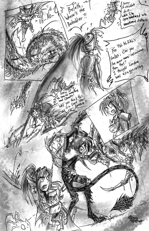 Evil Eye Returns part42 by RavenBlackCrow