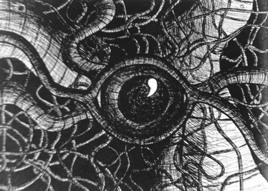 Mentally Insane People Art By mental-disorder-art