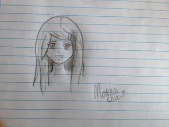 Smile. by Mokkachu