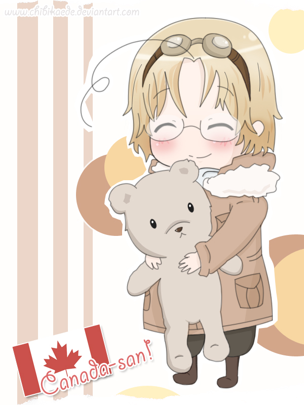 APH: Is Canada-san by Chibikaede