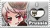APH: I love Prussia Stamp