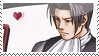 PW: Edgeworth stamp by Chibikaede
