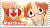 APH: I love Matthew Stamp by Chibikaede