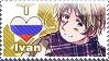 APH: I love Ivan Stamp