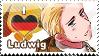 APH: I love Ludwig Stamp