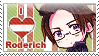 APH: I love Roderich Stamp by Chibikaede
