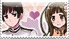 APH: Kiku x Taiwan Stamp by Chibikaede