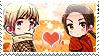 APH: Ivan x Yao Stamp