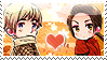 APH: Ivan x Yao Stamp by Chibikaede