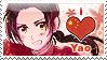 APH: I love Yao Stamp