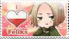 APH: I love Feliks Stamp