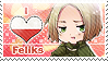 APH: I love Feliks Stamp by Chibikaede