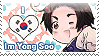 APH: I love Im Yong Soo Stamp