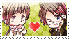 APH: Ivan x Alfred Stamp by Chibikaede