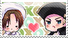 APH: Chibitalia x HRE Stamp by Chibikaede