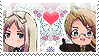 APH: Natalia x Alfred Stamp by Chibikaede