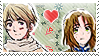 APH: Ivan x Toris Stamp by Chibikaede