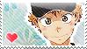 Oofuri: Mihashi Stamp by Chibikaede