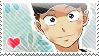 Oofuri: Sakaeguchi Stamp by Chibikaede
