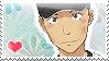Oofuri: Suyama Stamp by Chibikaede