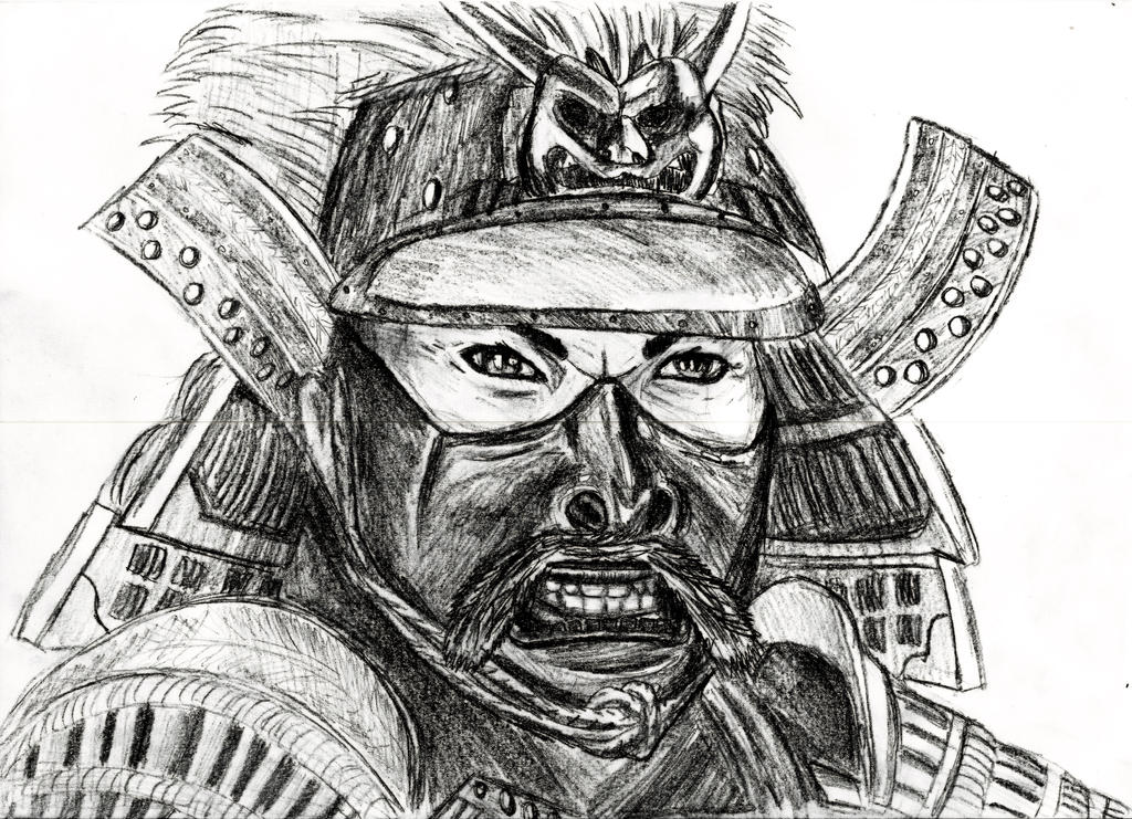 Takeda Shingen by pakomako