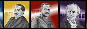 Independence Rangers by pakomako
