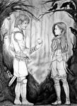 SWATH: Heart of Pure Snow White by danielfoez