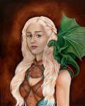 Daenerys Stormborn of the House Targaryen