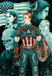 Steve Rogers - The Soldier