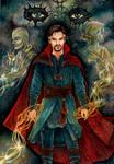 Dr. Stephen Strange - The Sorcerer Supreme