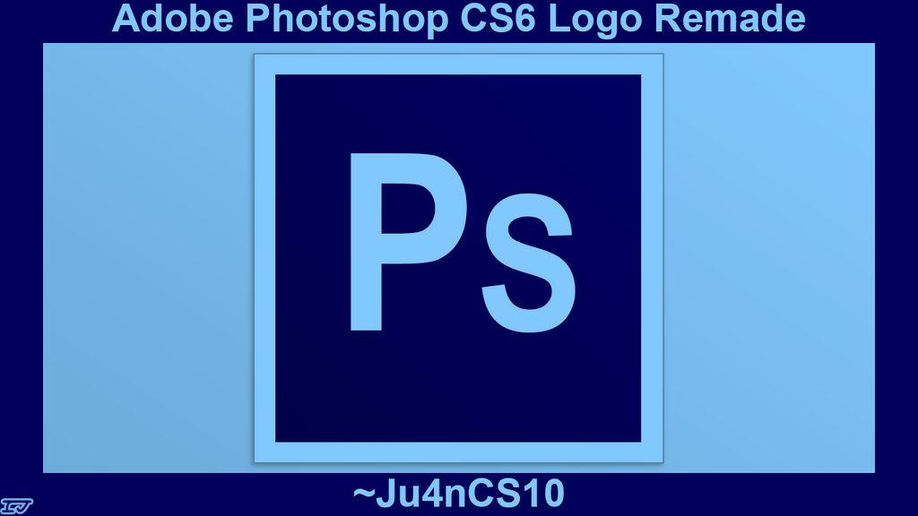 Adobe Photoshop CS6 Logo Remade