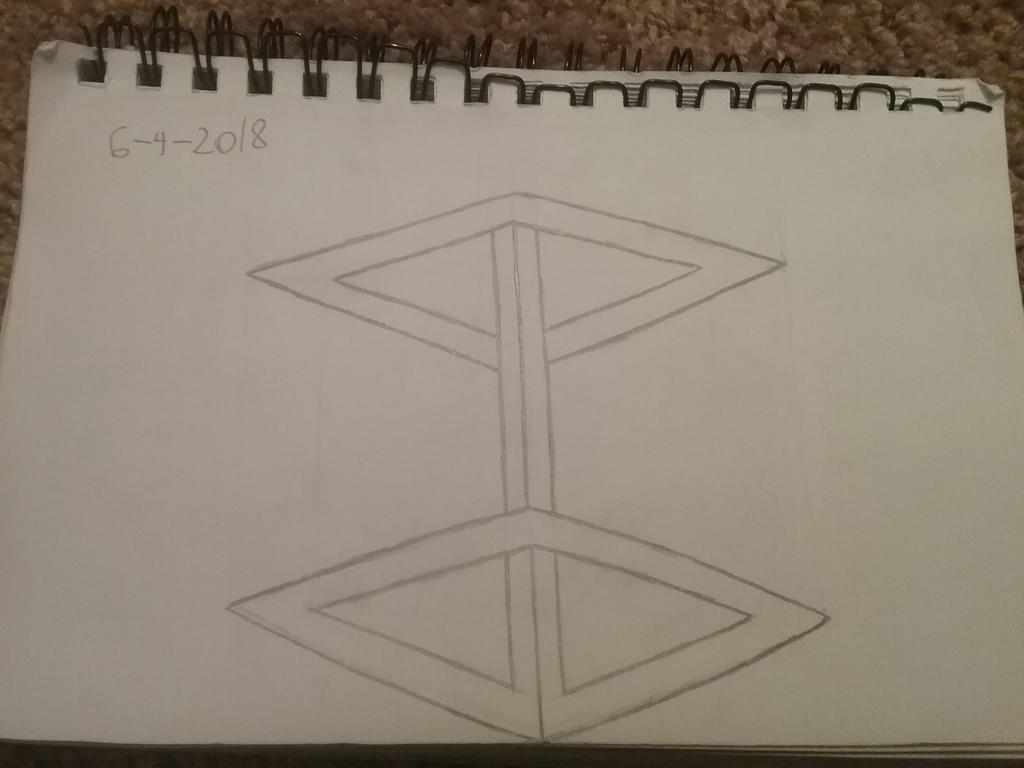 I made up a paradoxical shape by TGMProductions