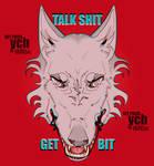 talk shit get bit | ych slots [1 more slot!]