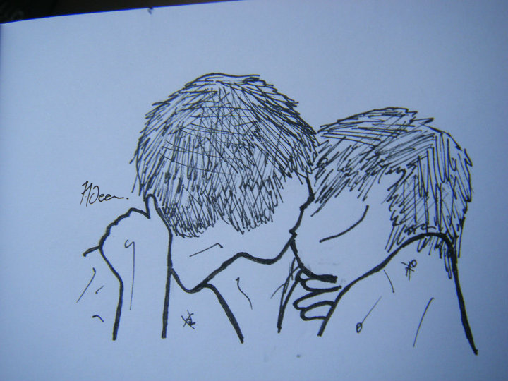 Emo Gay Kiss by Jauo ...
