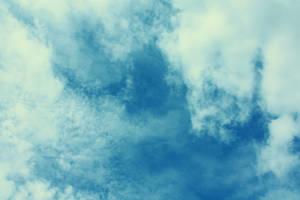 Sky blue by blueangelstock