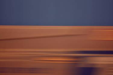 Train Blur by blueangelstock