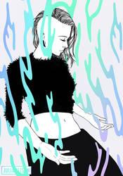 Aug-Study-0012 by Julia-Alison