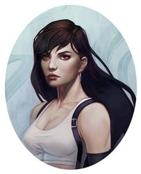 Tifa Lockheart by Julia-Alison