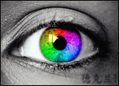 Human Eye Edit. by DexyFX