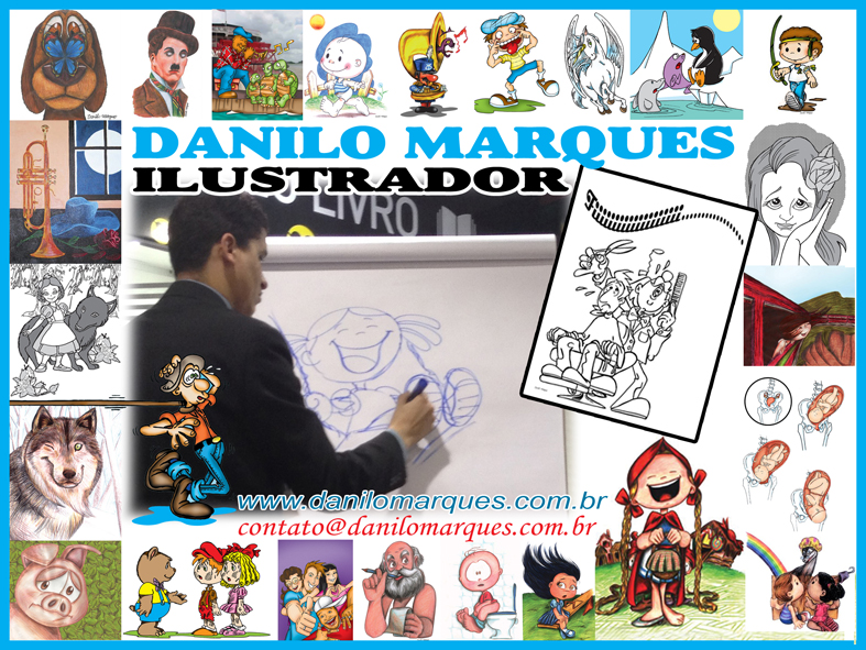 DANILO MARQUES ILUSTRADOR by danilomarques